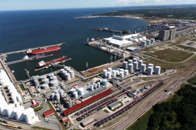 Экологичные суда получат в Tallinna Sadam льготу до 8%