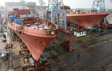 В России прогнозируют рост локализации судостроения