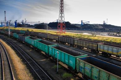 По сравнению с 2017 годом погрузка угля на восток в Хакасии выросла вдвое, а на Кузбассе – лишь на 5%