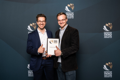 Соединителю ix Industrial® присуждена награда German Innovation Award