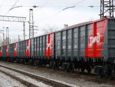 В январе 2019 года средняя скорость доставки отправки  на сети РЖД  достигла 400,4 км/сутки