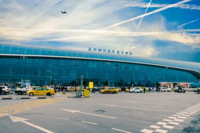 За январь – октябрь грузооборот Домодедово снизился почти на 30%, Шереметьево – на 12,1%