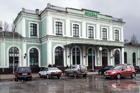 Вагоны нового модельного ряда с душем будут курсировать из Москвы в Псков