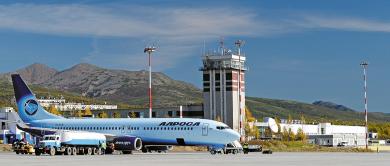 Аэропорт Магаданской области планируется передать в собственность региона