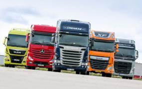 IRU: потери транспорта в мире могут составить €550 млрд