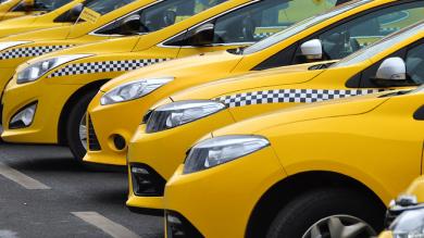 Объем рынка такси в РФ в 2019 году может достичь 709 млрд руб.
