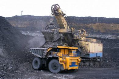В сентябре средний уровень загрузки производственных мощностей в добыче полезных ископаемых составил 64%, в обрабатывающих производствах – 63%