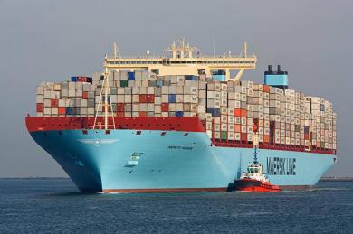Глобальный рынок контейнерных перевозок сократился в I квартале на 4,7%