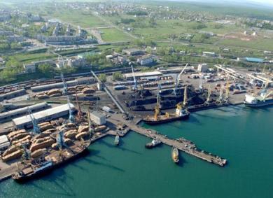 Китаю предлагают инвестировать в портовую инфраструктуру России