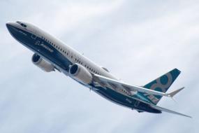 Румынская Blue Air решила отложить приобретение 12 самолетов Boeing 737 MAX 8