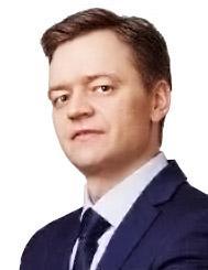 Андрей Тонких назначен первым заместителем генерального директора АО РЖД Логистика