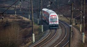 В Литве появится самоходный поезд для диагностики железных дорог