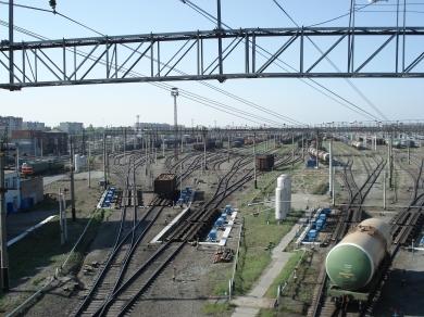 Перевозки грузов железнодорожным транспортом в сентябре 2018 года