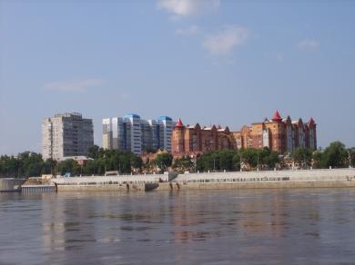 Власти Амурской области инициируют проект создания транспортно-логистического центра