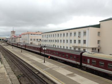 Объявлен тендер на реконструкцию станции Забайкальск на границе с Китаем