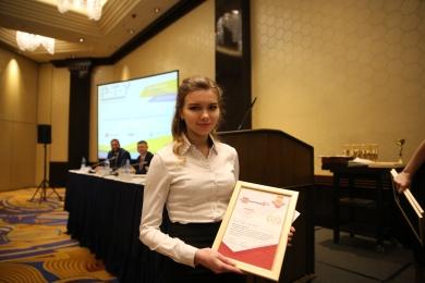 РЖД-Партнер наградил победителей студенческого конкурса на лучшую публикацию