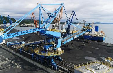 Вьетнам увеличивает импорт российского угля через порт Посьет