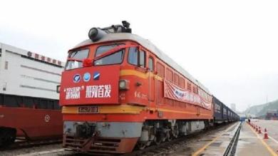 Запущен железнодорожный маршрут Шэньчжэнь – Ганьчжоу – Дуйсбург