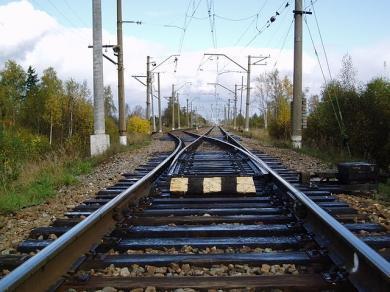 На Дальневосточной железной дороге продолжается ликвидация последствий размывов пути