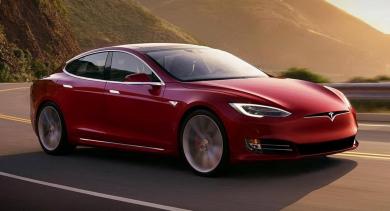 Возгорание электрокара Tesla не повлияет на акции компании