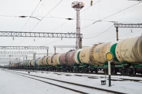 К 2022 году риск потери грузооборота железнодорожным транспортом темных нефтепродуктов на экспорт составляет 14 млн т