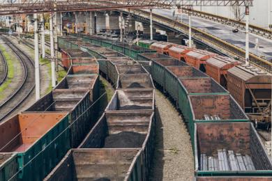 В мае 2021 года коэффициент порожнего пробега грузовых вагонов на сети РЖД составил 38,7%
