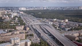 Строительство развязки на пересечении Юго-Восточной хорды с МКАД завершат в 2023 году