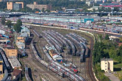 Инвестиции ОАО РЖД в развитие железнодорожной инфраструктуры в Мурманской области превысят 43 млрд руб. до 2025 года