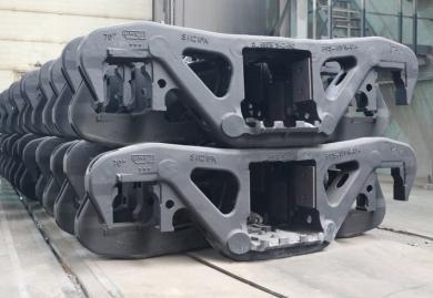 В 2018 году цена на крупное вагонное литье будет расти