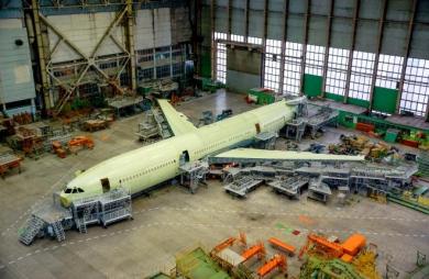 Новый российский самолет не пойдет в серийное производство из-за отсутствия спроса