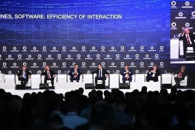 Завершился третий день проведения Международной промышленной выставки ИННОПРОМ-2018