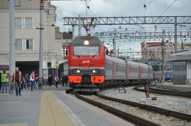 РЖД восстановили практически 90% отмененных из-за коронавируса поездов