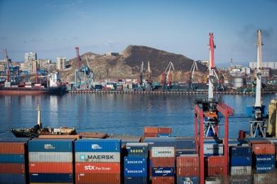 В рамках создаваемого сельскохозяйственного кластера в Приморье планируется построить специализированный порт
