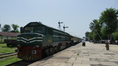 Пакистан попросил у Китая $9 млрд на железную дорогу