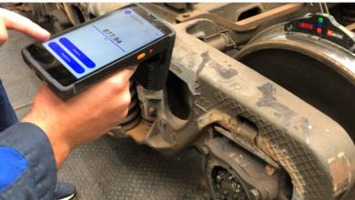 Новотранс разработал технологию идентификации колесных пар на базе искусственного интеллекта и big data