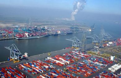 Грузооборот морских портов Украины в 2019 году составил более 160 млн тонн