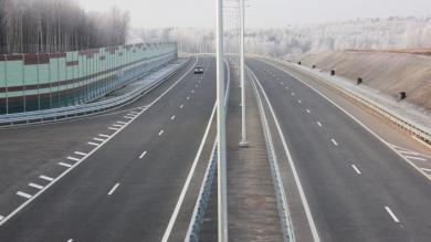 Открыто движение по шестому участку скоростной автомагистрали М11
