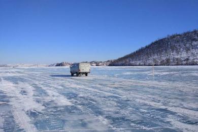 В России разработали стандарты для переправ по льду