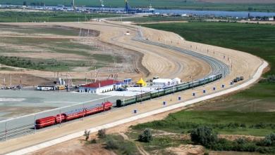 Баку, Москва, Минск и Тегеран создадут рабочую группу по развитию западного маршрута коридора Север – Юг