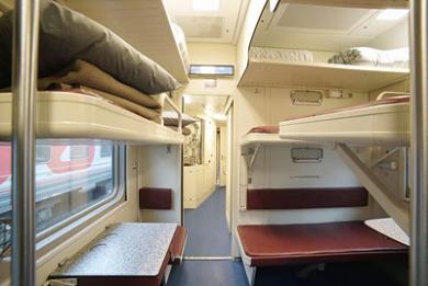 Поезда из Крыма поедут в Краснодарский край и Ростовскую область