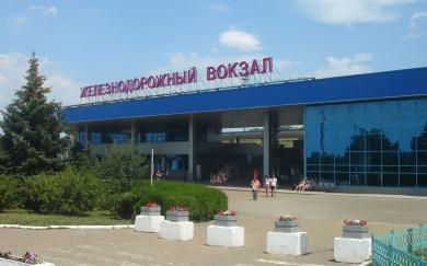 Скоростной поезд начнет курсировать на побережье Черного моря