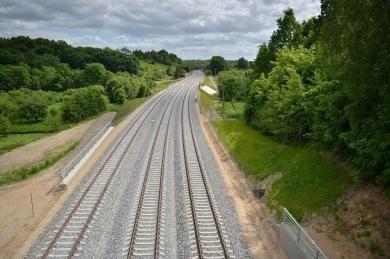 В Дании открыли высокоскоростную железную дорогу, но поезда по ней не ходят. Не будет ли такого с Rail Baltica?