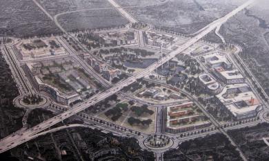 В Смольном рассматривают возможность строительства метро до Пушкина