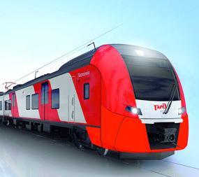 Из Екатеринбурга в Серов по праздникам будет ездить скоростной поезд Ласточка